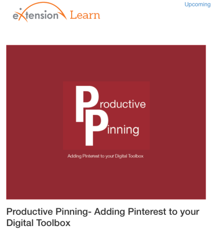 Productive Pinning- Adding Pinterest to your DigitalToolbox