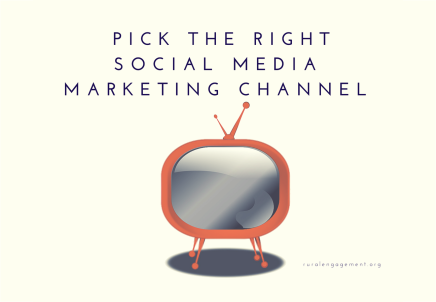 Social Media Marketing? Don't Go Channel Surfing
