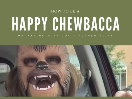 How to be a HappyChewbacca