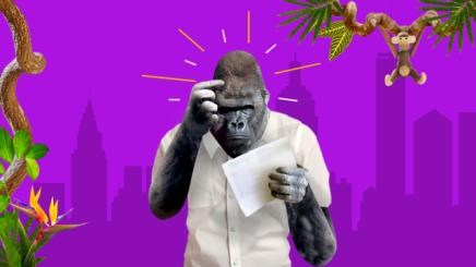 Social Media Polls – So Easy an Ape Can DoIt?