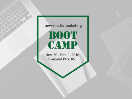 Announcing Our New-Media MarketingBootcamp!