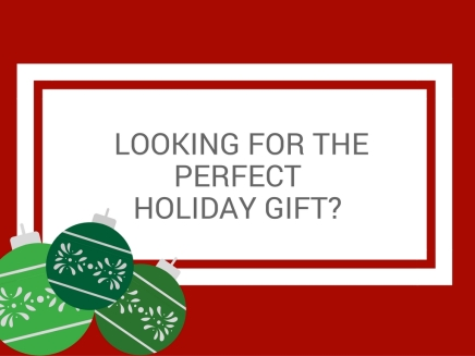 Let us help you skip the stress of last minute holiday shopping