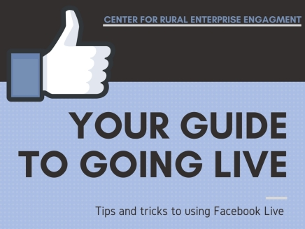 Your Guide to Going Live- Tips and tricks to using Facebook Live